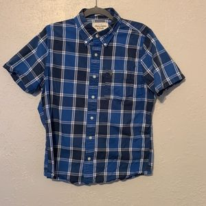 Abercrombie & Fitch Men's Casual Shirt